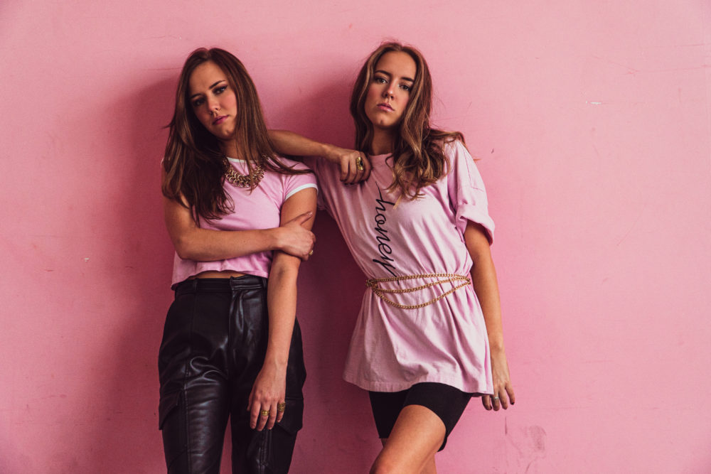 """With """"Enable Me,"""" Sister Duo KTJ & Carly Empower Listeners to Think For Themselves"""