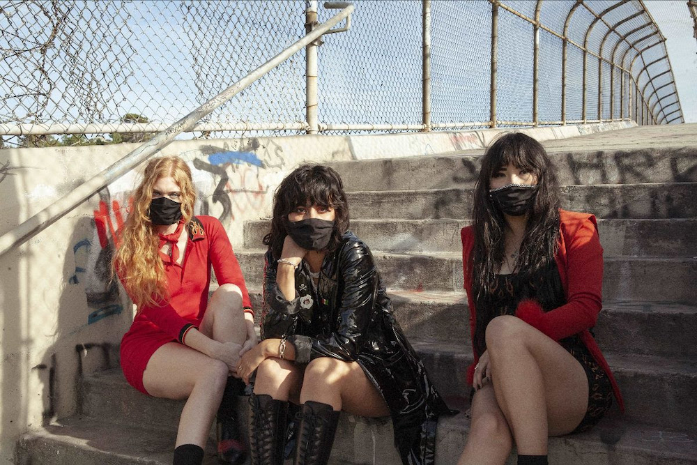 ALBUM REVIEW: L.A. WITCH Play With Fire on Sophomore LP