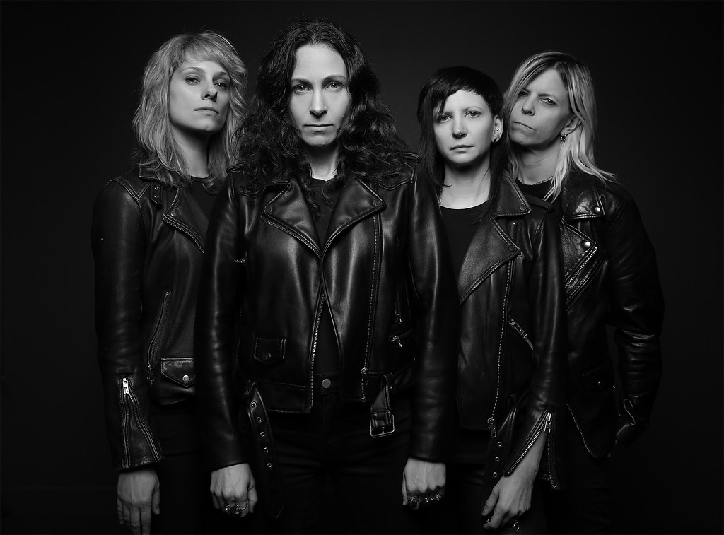 """L.A. Post-Punks Agender """"Preach"""" with New Video"""