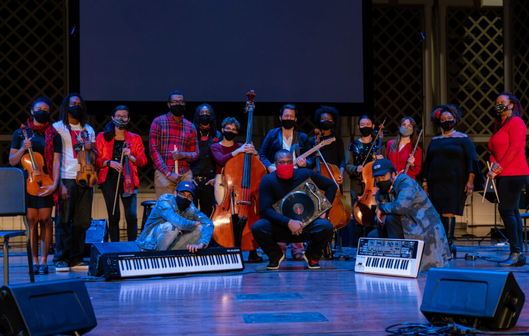 hip hop orchestra